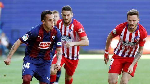 Atlético de Madrid - Eibar en directo: resumen, goles y resultado