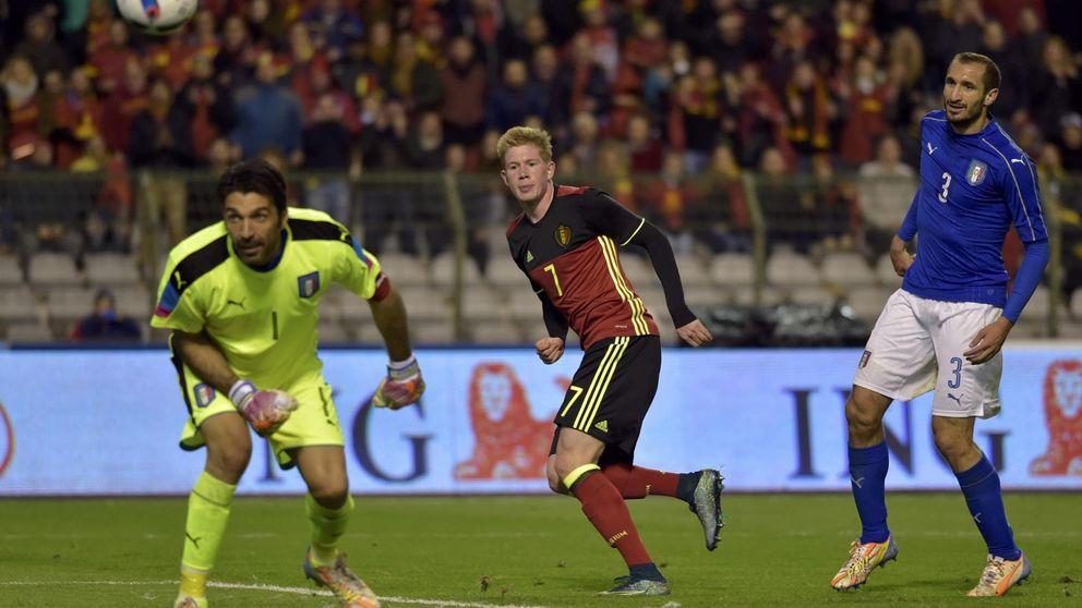 El Gobierno belga reforzará las medidas de seguridad para el Bélgica-España