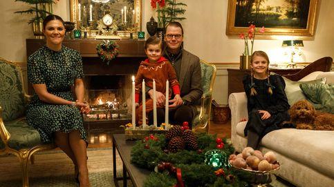 Películas Disney y platos hechos por Carlos Gustavo: la Navidad de la familia real sueca