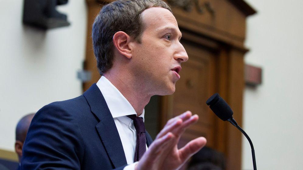 Foto: Mark Zurckerber, CEO de Facebook. (Reuters)