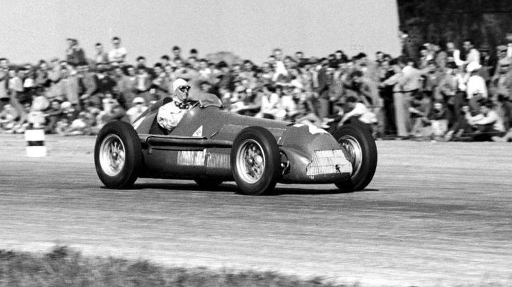 Foto: La evolución de los coches de Fórmula 1 a lo largo de la historia