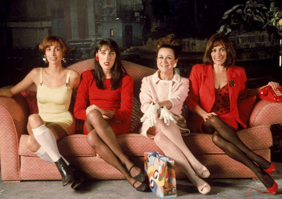 Foto: Imagen de la película 'Mujeres al borde de un ataque de nervios' de Pedro Almodóvar
