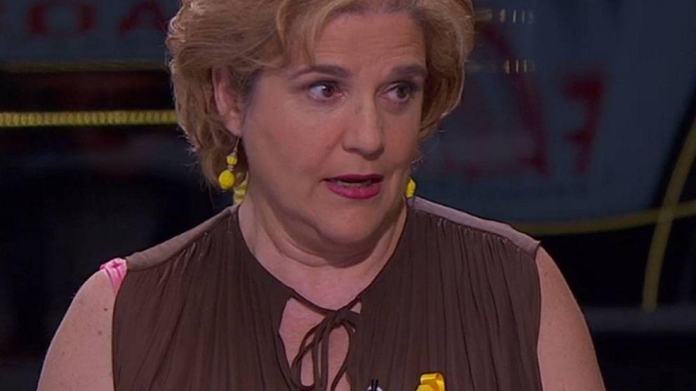Pilar Rahola: lágrimas, bronca con Marichalar y vestida de Barbie