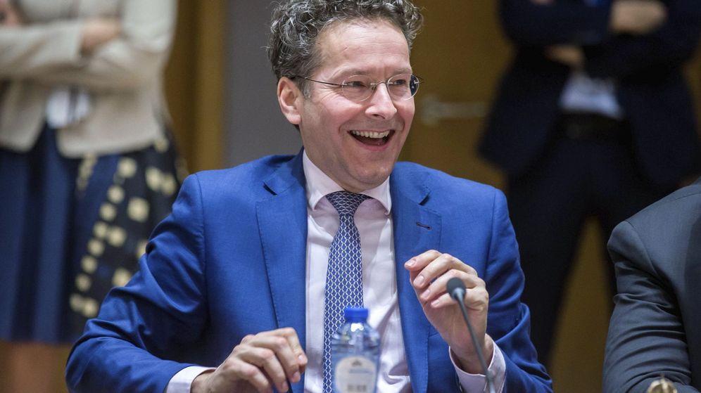 Foto: El presidente del Eurogrupo, el holandés Jeroen Dijsselbloem (EFE)