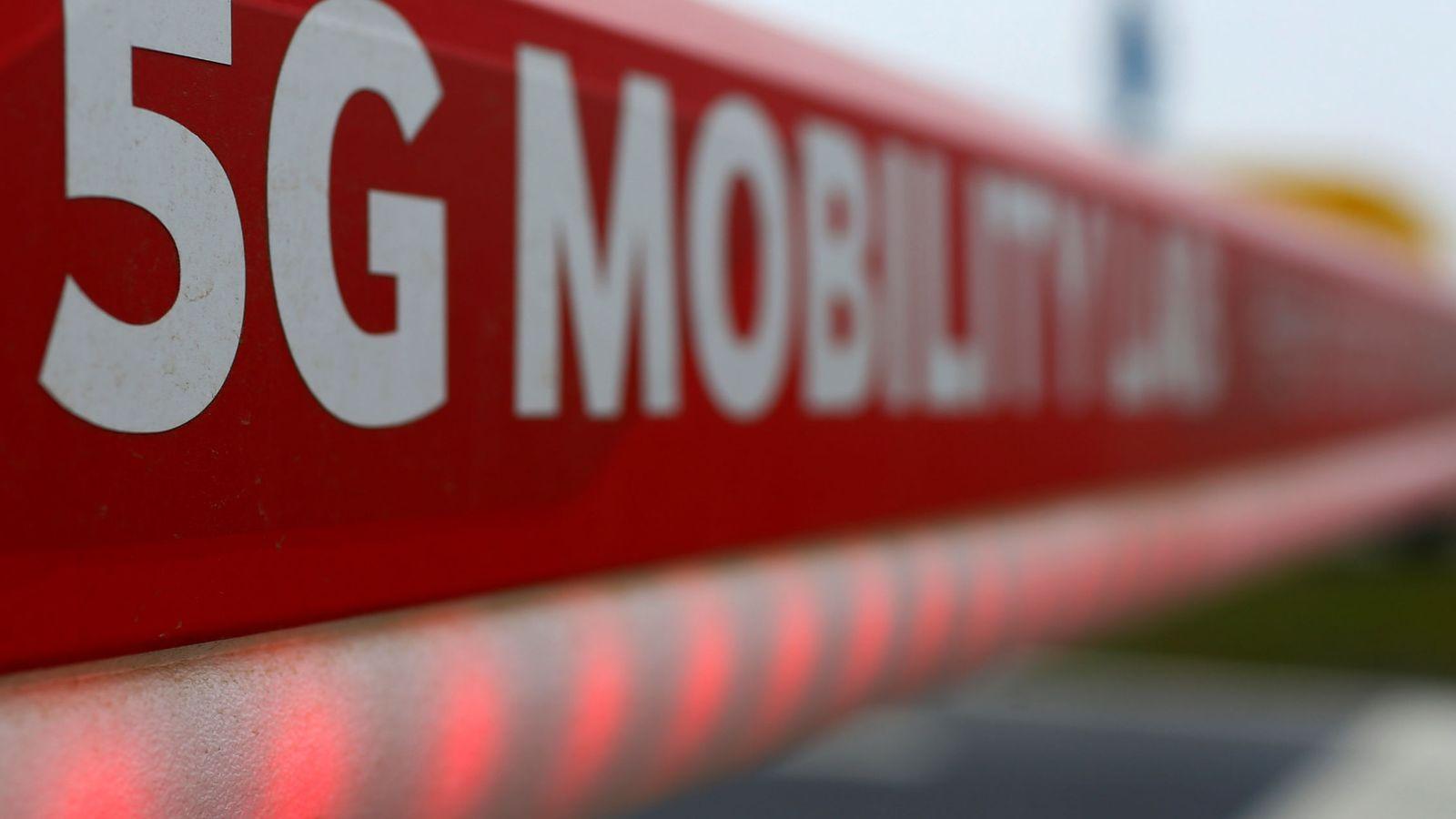 2b8cd1ada18 Vodafone: Telefónica y Vodafone refuerzan su acuerdo en Reino Unido para  compartir 5G