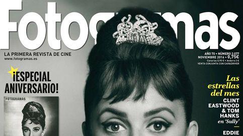 Penélope Cruz, el icono español de Hollywood se mete en la piel de Audrey Hepburn