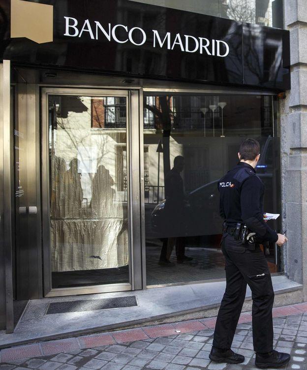 Foto: La CNMV interviene la sociedad gestora de Banco Madrid