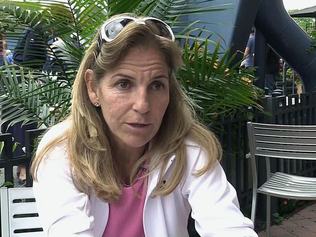 Foto: La tenista, en una imagen de archivo. (EFE)