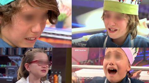 Lágrimas a cambio de audiencia: MasterChef Junior no es para niños