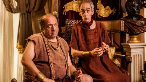 'Justo antes de Cristo', lo nuevo de Movistar + es MASH' en un campamento romano