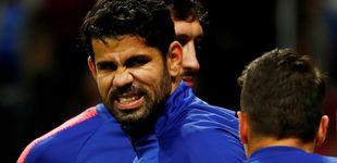 Post de Atlético de Madrid - Eibar: horario y dónde ver en TV y 'online' la vuelta de Diego Costa