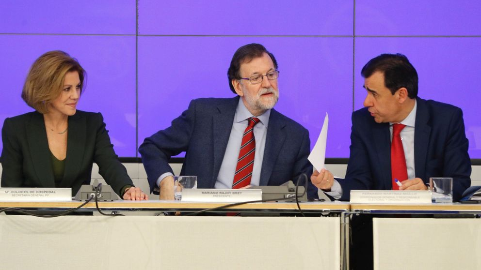 Génova veta los congresos asamblearios tras los fiascos en La Rioja y Cantabria