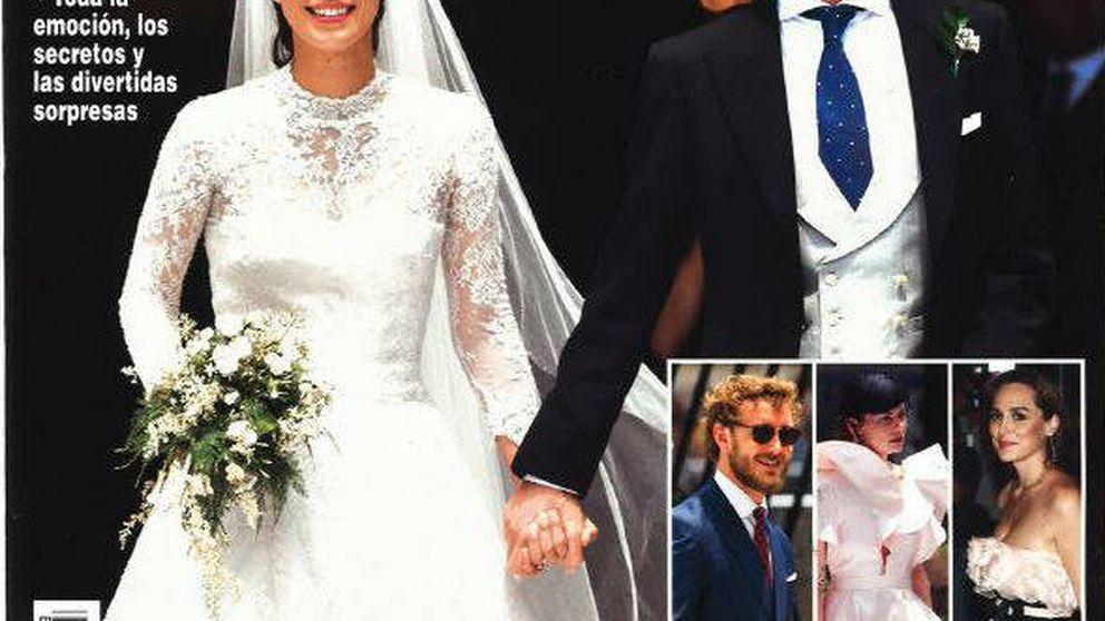 Del divorcio de Bustamante y Paula Echevarría al plan de chicas de la reina Letizia