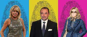 La personalidad de Carlos Herrera y Norma Duval, al descubierto gracias a sus huellas digitales