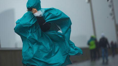 La borrasca Jorge llegará este fin de semana dejando lluvia y vientos de más de 100 km/h