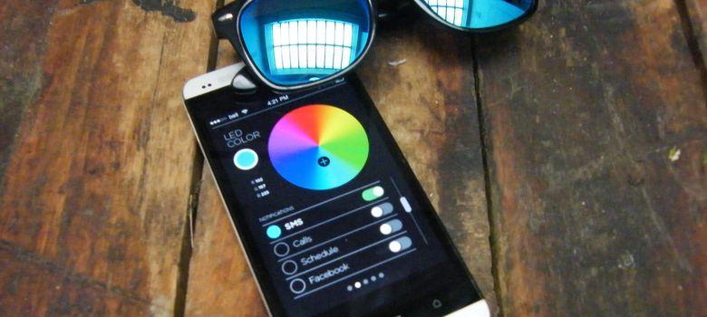 Foto: Ion Glasses: la versión nacional (y barata) de las gafas de Google