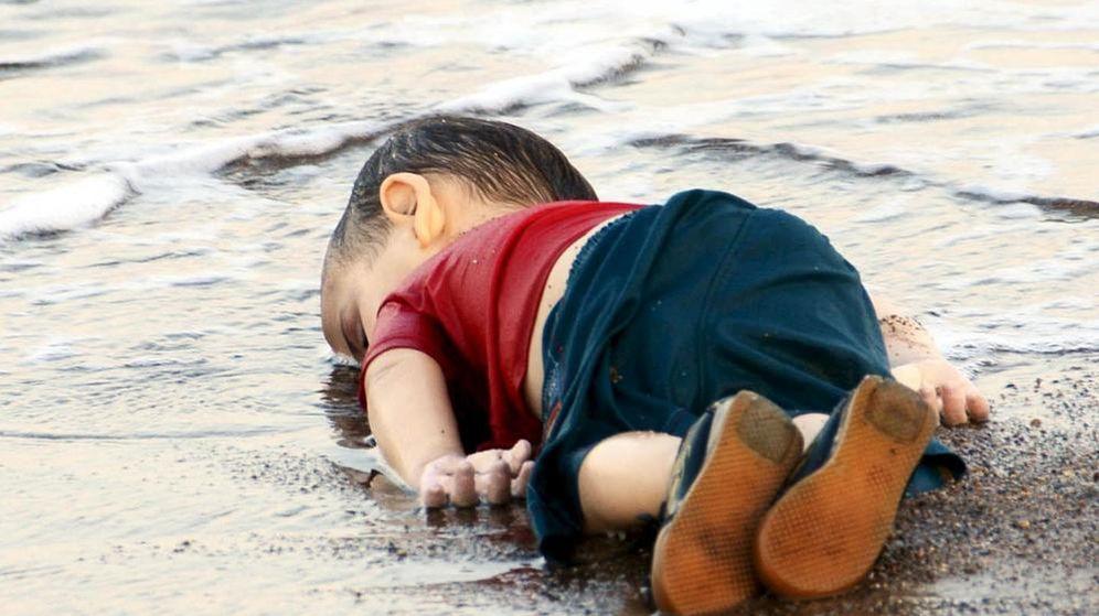 Foto: El pequeño Aylan Kurdi, muerto en la playa de Turquía. (Reuters)