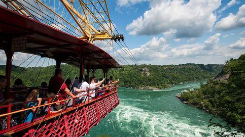 Cien años cruzando el Niágara con el teleférico del español Torres Quevedo