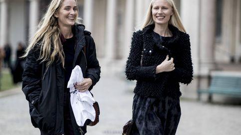 Toca renovar tu abrigo (clásico) negro con estas tendencias