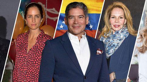 Quién es quién en la jet venezolana en Madrid