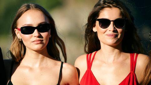 Lily-Rose Depp y Laetitia Casta, duelo generacional de iconos de moda
