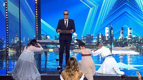 Risto Mejide azota a la monarquía en 'Got Talent España'