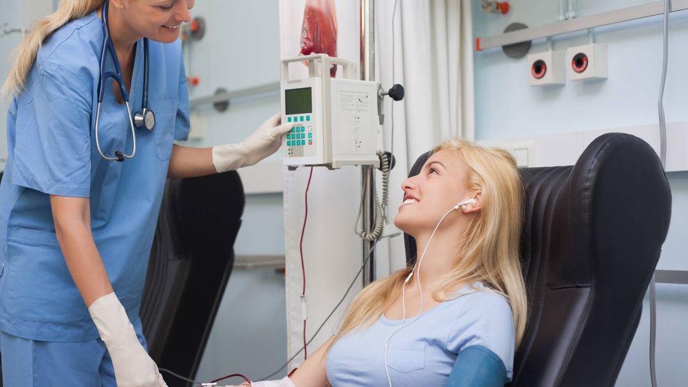 Transfusiones de sangre joven por 6.800 euros: Es la cirugía plástica del interior