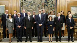 Apuntes al segundo Gobierno Rajoy