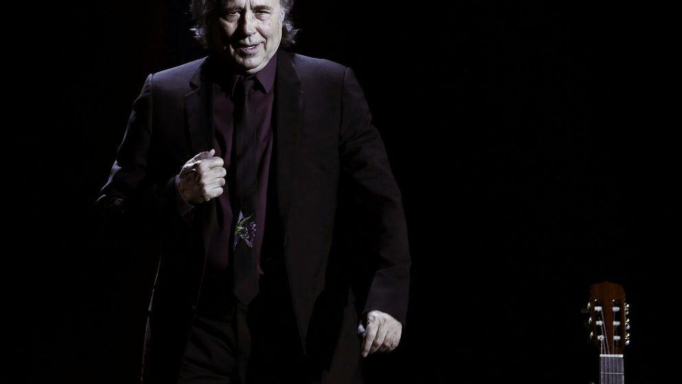 Serrat aplaza sus conciertos en Madrid por una afonía