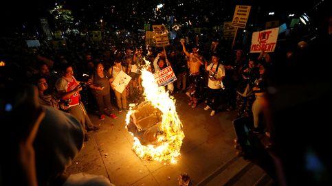 Protestas anti-Trump en las principales ciudades de Estados Unidos