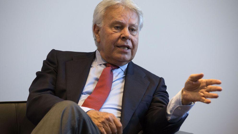 Felipe González, contado en una mentira