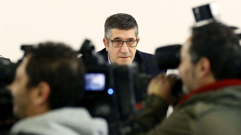 Foto: El secretario de Acción Política del PSOE, Patxi López. (EFE)