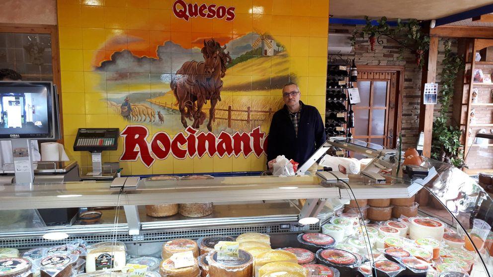 La guerra del queso manchego llega a la UE con Rocinante: El Quijote no es suyo