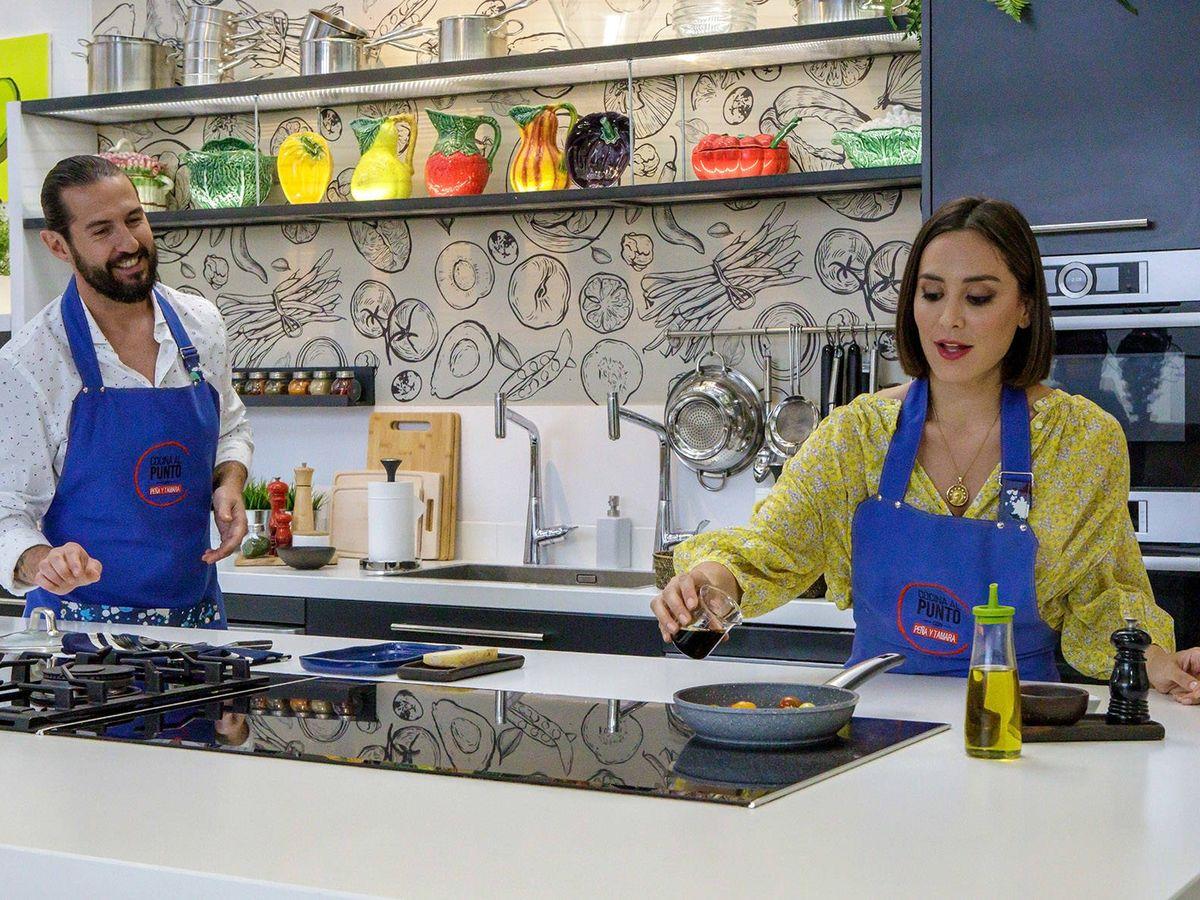 Foto: Tamara Falcó vuelve a las cocinas. (RTVE)