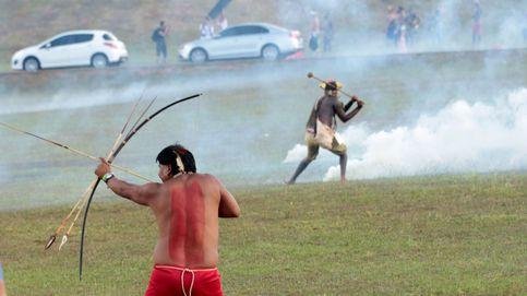 Miles de indígenas exigen la demarcación de sus tierras