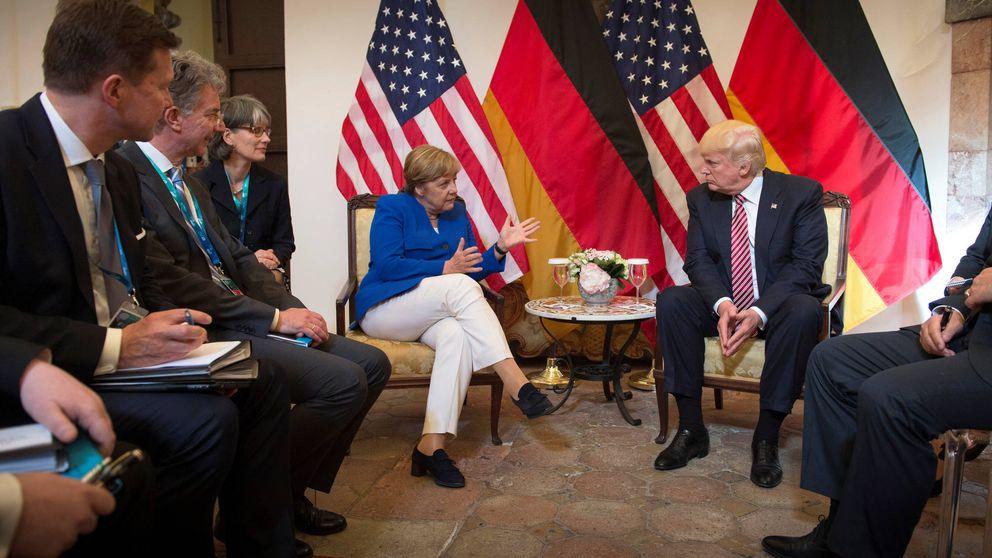 Crisis hegemónica de EEUU y maniobras de Merkel: ¿hacia dónde van las relaciones?