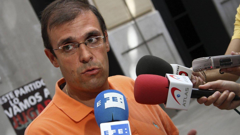 Arturo Canalda, exdirectivo de Canal Extensia, hoy presidente de la Cámara de Cuentas de Madrid. (EFE)