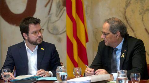 La investidura de Pedro Sánchez atiza la guerra entre JxCAT y ERC
