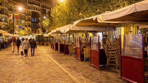 La Rioja confina perimetralmente Logroño y Arnedo y cierra toda su hostelería un mes