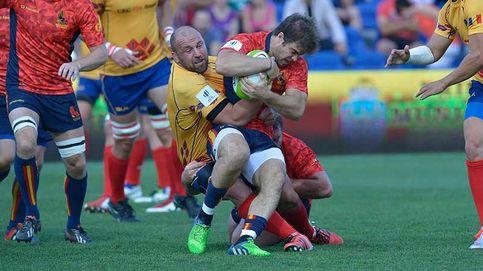 Jean Michel Aguirre, el conseguidor de jugadores de rugby para España