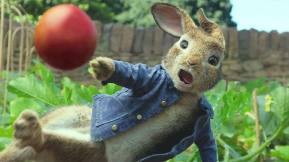 Foto: 'Peter Rabbit'.