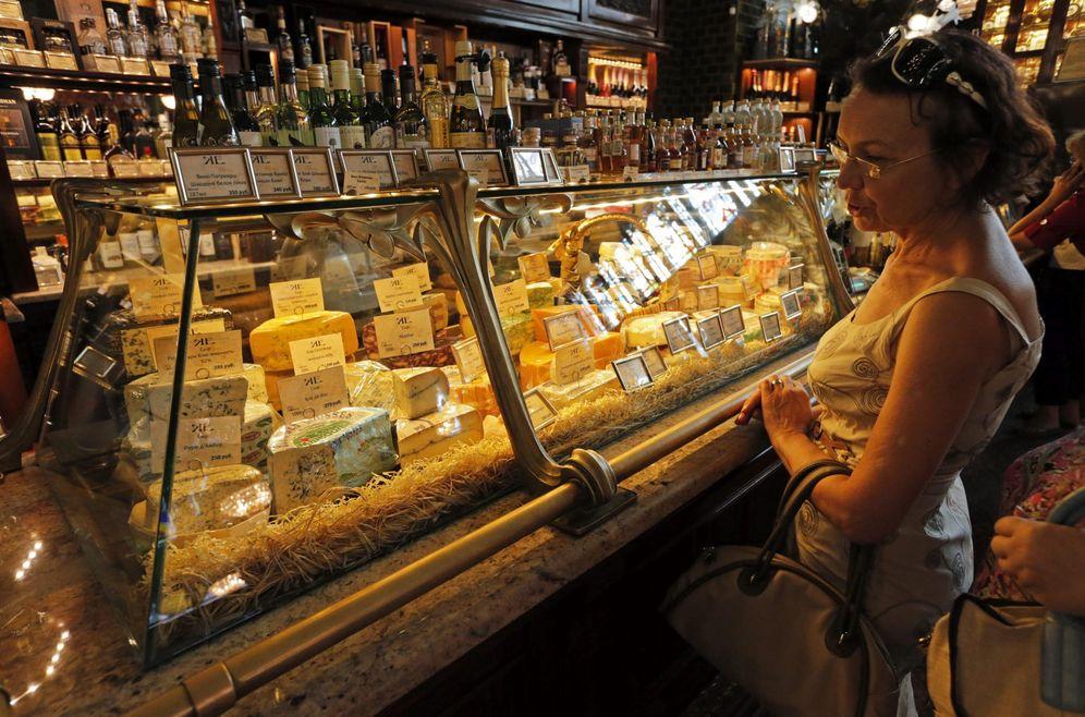 Foto: La industria española del queso no atraviesa su mejor momento. (EFE)