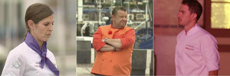 'Top Chef' - La cocina vasca le juega una mala pasada a Julio Velandrino