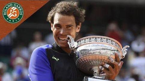 El emotivo vídeo que Roland Garros 'regaló' a Nadal tras la Décima