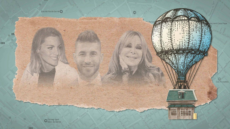 ¿Quieres saber qué famosos viven en el barrio más rico de España?