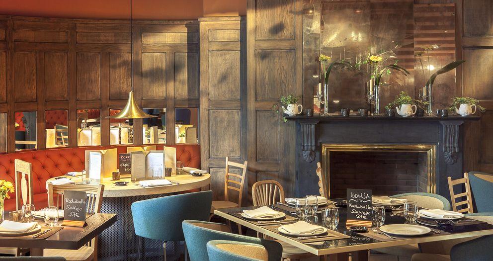 Nim bistr cocina mediterr nea con encanto en el hotel - Pisos con encanto madrid ...