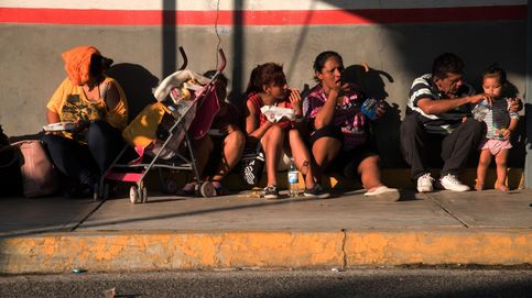 Miles de migrantes inician su travesía por méxico sin seguir cauces formales