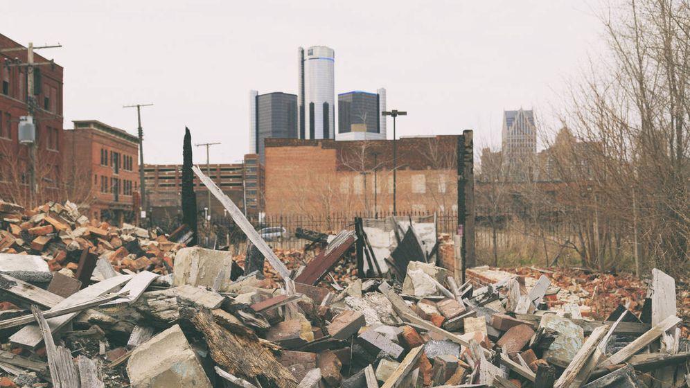 Foto: Detroit: dos ciudades, una misma imagen. (iStock)