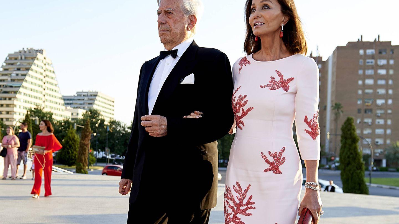 Isabel Preysler y Mario Vargas Llosa, en una imagen de archivo. (Cortesía)