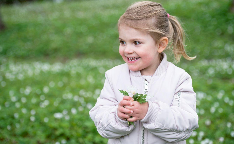Foto: La princesa Estelle de Suecia (Gtres)